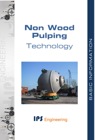 NON WOOD PULPING  processing plant